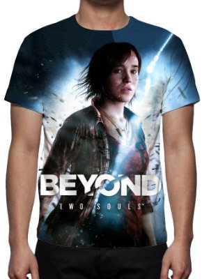 BEYOND TWO SOULS - Camiseta de Games