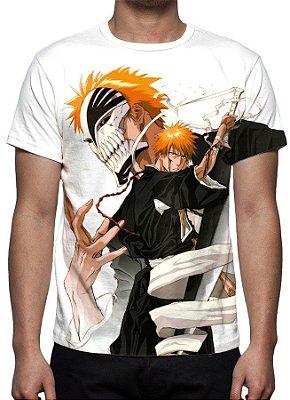 BLEACH - Ichigo Shinigami Hollow - Camiseta de Animes