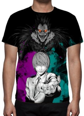 DEATH NOTE - Modelo 3 - Camiseta de Animes