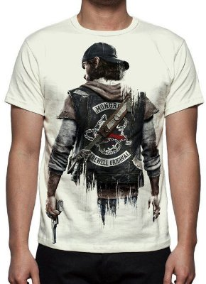 DAYS GONE - Deacon St John - Camiseta de Games