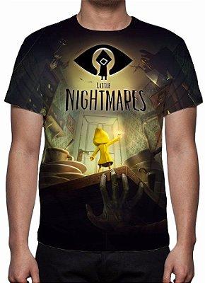 LITTLE NIGHTMARE - Camiseta de Games