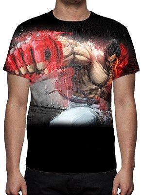 STREET FIGHTER vs TEKKEN - Kazuya - camiseta de Games