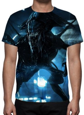 ALIENS - Game - Camiseta de games