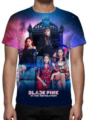 BLACK PINK - Is The Revolution - Camiseta de Kpop