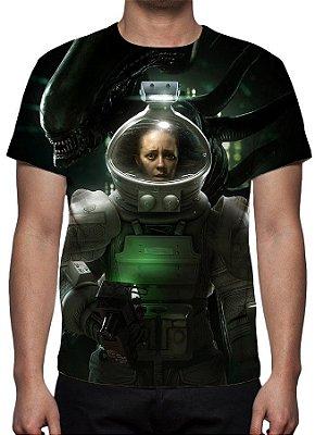 ALIEN - Isolation Modelo 1 - Camiseta de games