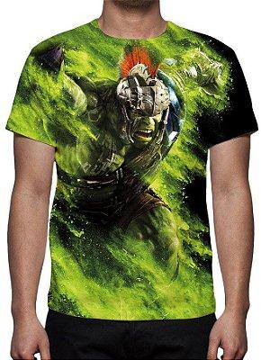 MARVEL - Thor Ragnarok Hulk - Camiseta de Cinema