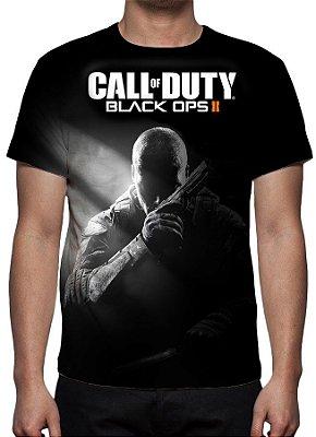 CALL OF DUTY - Black Ops II - Camiseta de Games