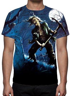 IRON MAIDEN - Benjamin - Camiseta de Rock