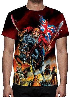 IRON MAIDEN - Modelo 2 - Camiseta de Rock