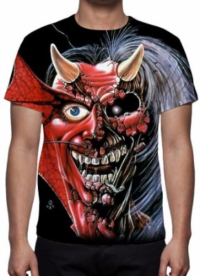 IRON MAIDEN - Purgatory - Camiseta de Rock