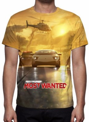 NEED FOR SPEED - Most Wanted - Camiseta de Games