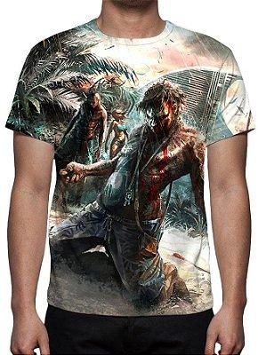 DEAD ISLAND - Repitide - Camiseta de Games