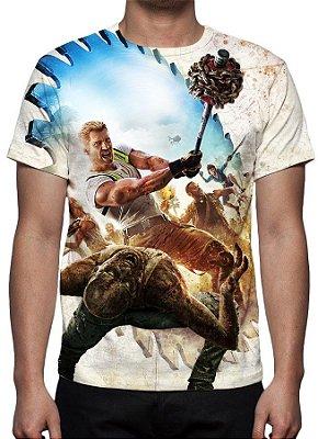 DEAD ISLAND 2 - Camiseta de Games
