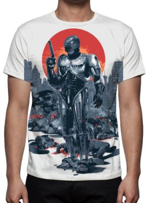 ROBOCOP - Camiseta de Cinema