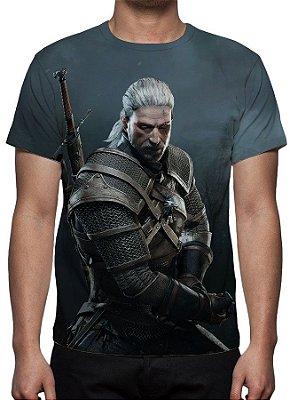 WITCHER 3, The - Geralt de Rivia Modelo 1 - Camiseta de Games