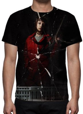 LA CASA DE PAPEL - Tokyo - Camiseta de Séries