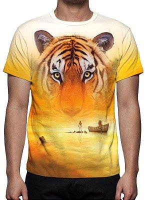 AVENTURAS DE PI, As - Modelo 1 - Camiseta de Cinema