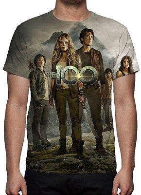 100, The - Modelo 1 - Camiseta de Séries