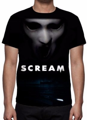 SCREAM - Camiseta de Séries