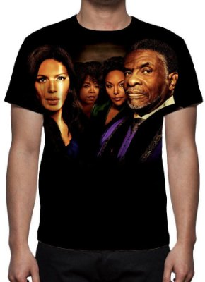 GREENLEAF - Camiseta de Séries
