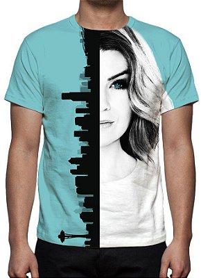 GREY´S ANATOMY - Camiseta de Séries