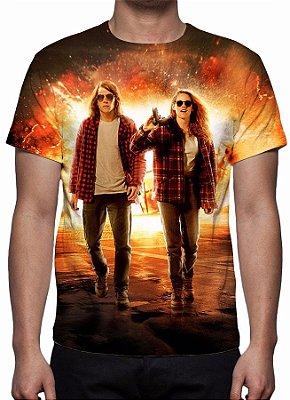 Armados e Alucinados - Camiseta de Cinema