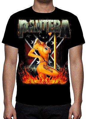 PANTERA - Gilrs - Camiseta de Rock