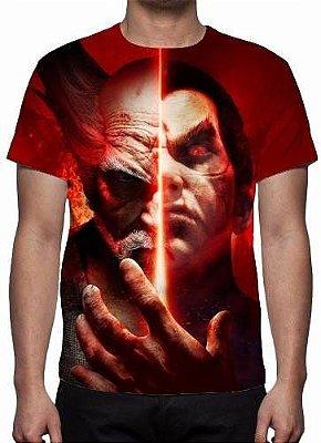 TEKKEN 7 - Heihachi & Kazuya - Camiseta de Games