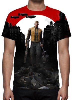 WOLFENSTEIN - The New Colossus - Camiseta de Games