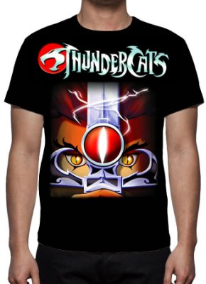 THUNDERCATS - LION - Camiseta de Desenhos