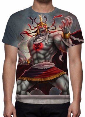 THUNDERCATS - Mumm Ra, O de Vida Eterna - Camiseta de Desenhos