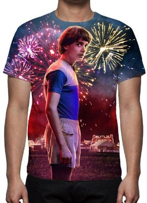 STRANGER THINGS - 3a Temporada Will - Camiseta de Séries