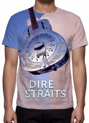 DIRE STRAITS - Brothers in Arms - Camiseta de Rock