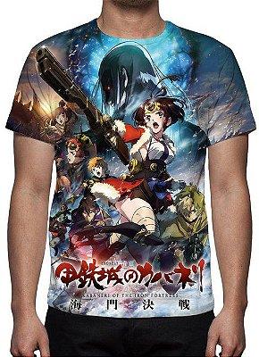 KABANERI - Camiseta de Animes