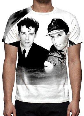 PET SHOP BOYS - Camiseta de Música