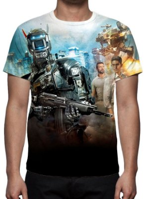 CHAPPIE - Camiseta de Cinema