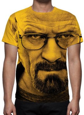BREAKING BAD - Heisenberg - Camiseta de Séries
