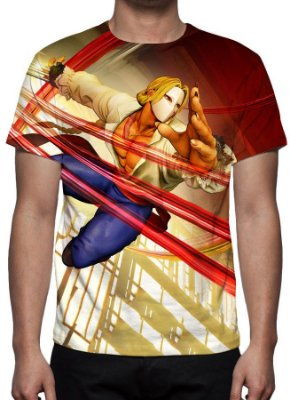 STREET FIGHTER 5 - Vega - Camiseta de Games