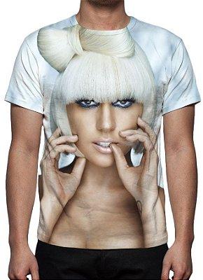 LADY GAGA - Modelo 3 - Camiseta de Música