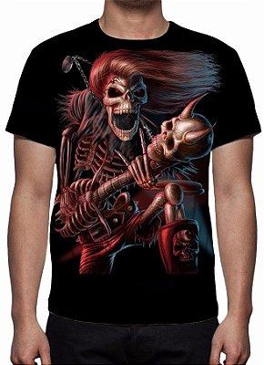 REAPER MORTE - Metal Rock - Camiseta Variada