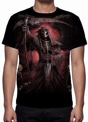 REAPER MORTE - Red Death - Camiseta Variada