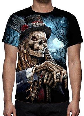 Rosas da Morte - Vudu -  Camiseta Variada