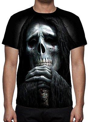 REAPER MORTE - Requiem - Camiseta Variada