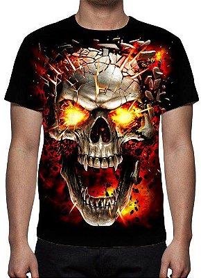 REAPER MORTE - Explosão - Camiseta Variada