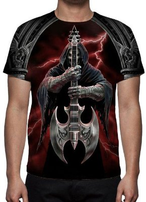 REAPER MORTE - Slayer - Camiseta Variada