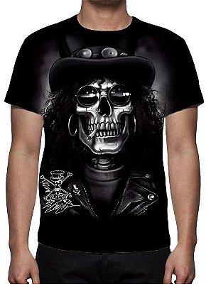 REAPER MORTE - Slash Face - Camiseta Variada