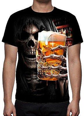 REAPER MORTE - Cerveja - Camiseta Variada