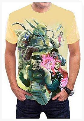 KIMERA  - Dragões do Futuro Modelo 5 - Camiseta de Desenhos