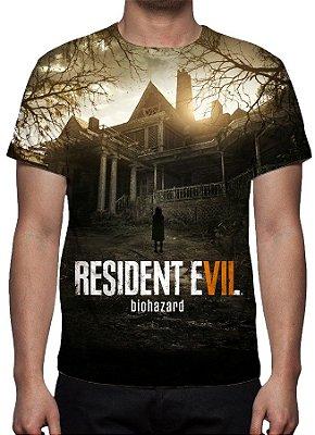 RESIDENT EVIL  7 - Camiseta de Games