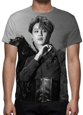 BTS Bantang Boys - Map of the Soul 7 Jimin - Camiseta de KPOP
